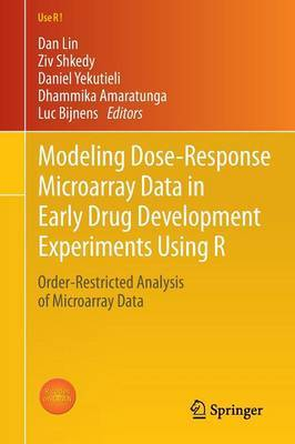 Modeling Dose-response Microarray Data in Early Drug Development Experiments Using R: Order-Restricted Analysis of Microarray Data