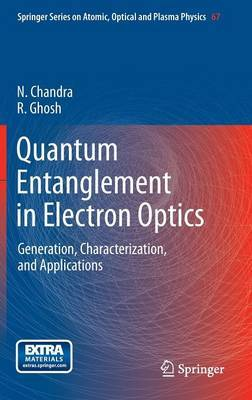 Quantum Entanglement in Electron Optics: Generation, Characterization, and Applications
