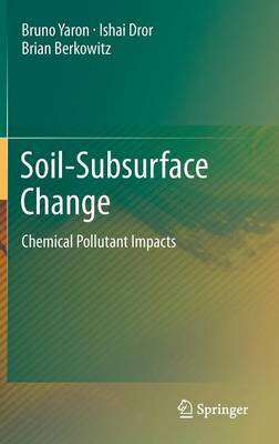 Soil-Subsurface Change: Chemical Pollutant Impacts