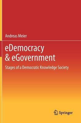 eDemocracy and eGovernment: 2012