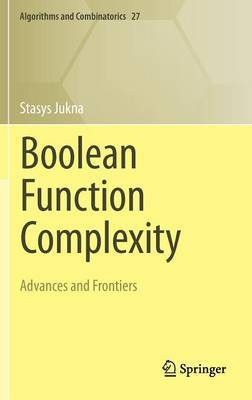 Boolean Function Complexity: 2012