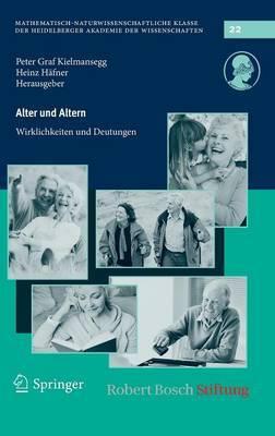 Alter Und Altern: Wirklichkeiten Und Deutungen