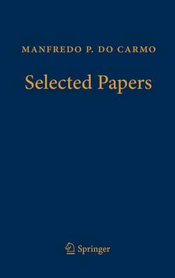 Manfredo P. do Carmo - Selected Papers