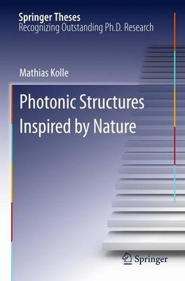 Photonic Structures Inspired by Nature