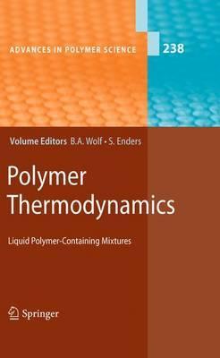 Polymer Thermodynamics: Liquid Polymer-Containing Mixtures