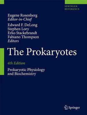 The Prokaryotes: Prokaryotic Physiology and Biochemistry