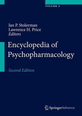 Encyclopedia of Psychopharmacology: 2015