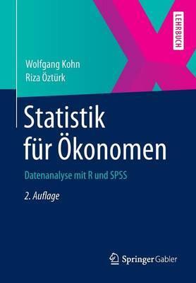 Statistik Fur Okonomen: Datenanalyse Mit R Und SPSS