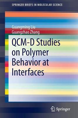 QCM-D Studies on Polymer Behavior at Interfaces