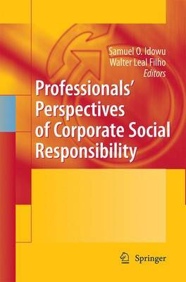 Professionals' Perspectives of Corporate Social Responsibility