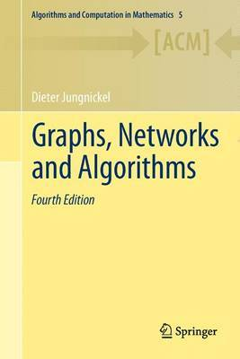 Graphs, Networks and Algorithms: 2013