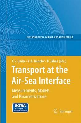 Transport at the Air-Sea Interface: Measurements, Models and Parametrizations