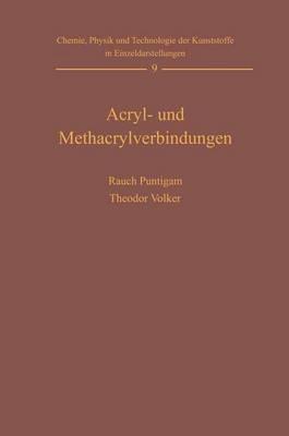 Acryl- und Methacrylverbindungen