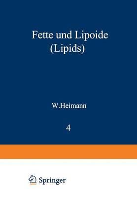 Fette Und Lipoide (Lipids)