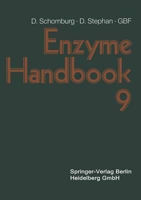 Enzyme Handbook 9: Class 1.1: Oxidoreductases