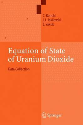 Equation of State of Uranium Dioxide: Data Collection
