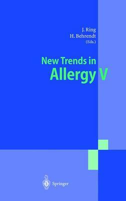 New Trends in Allergy: V