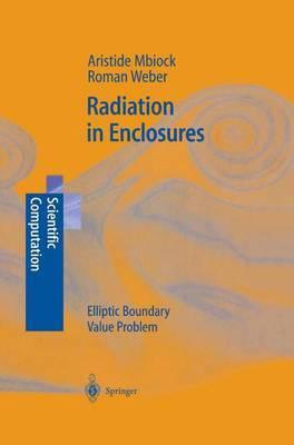 Radiation in Enclosures: Elliptic Boundary Value Problem