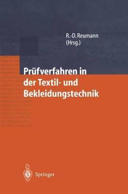 Prufverfahren in Der Textil- Und Bekleidungstechnik