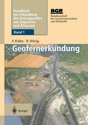 Geofernerkundung: Grundlagen Und Anwendungen