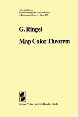 Map Color Theorem