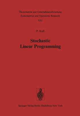 Stochastic Linear Programming