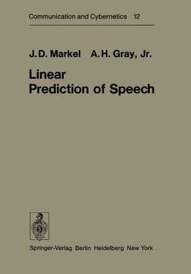 Linear Prediction of Speech