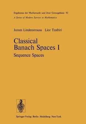 Classical Banach Spaces: Sequence Spaces: I