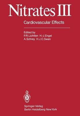 Nitrates III: Cardiovascular Effects
