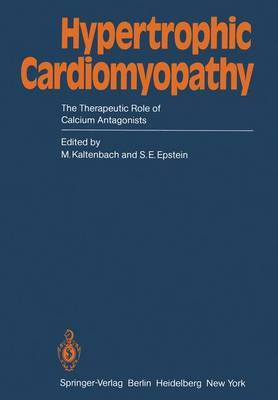 Hypertrophic Cardiomyopathy: The Therapeutic Role of Calcium Antagonists