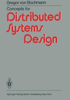 Concepts for Distributed Systems Design