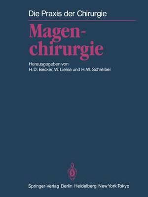 Magenchirurgie