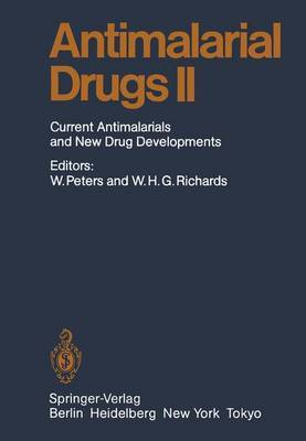 Antimalarial Drug: Current Antimalarial and New Drug Developments: II