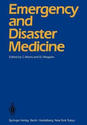 Emergency and Disaster Medicine: Proceedings of the Third World Congress Rome, May 24-27, 1983