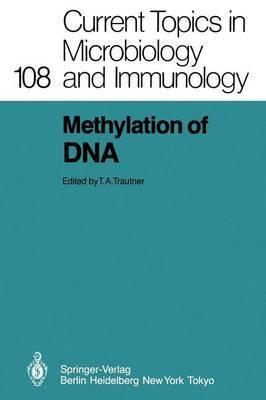 Methylation of DNA