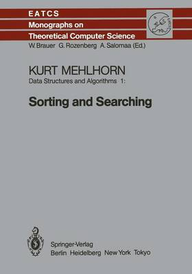 Data Structures and Algorithms: Sorting and Searching: 1