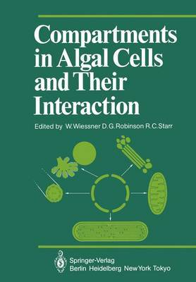 Compartments in Algal Cells and Their Interaction