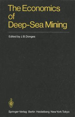 The Economics of Deep-Sea Mining