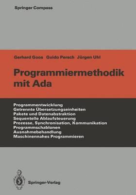 Programmiermethodik Mit Ada