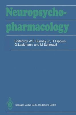 NeuroPsychopPharmacology: Proceedings of the XVIth C.I.N.P. Congress, Munich, August, 15-19, 1988