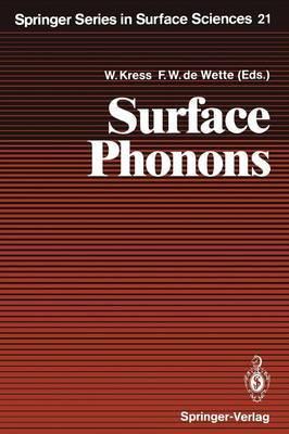 Surface Phonons