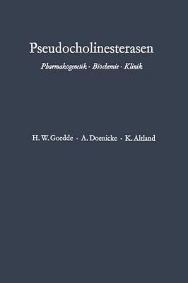 Pseudocholinesterasen