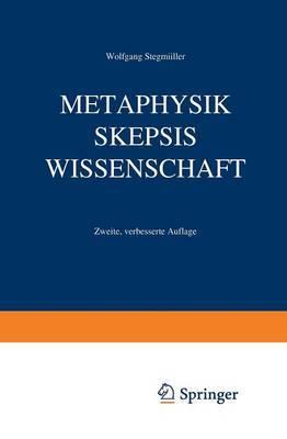 Metaphysik Skepsis Wissenschaft