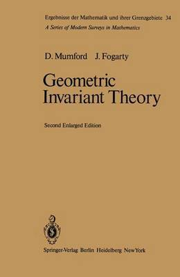 Geometric Invariant Theory