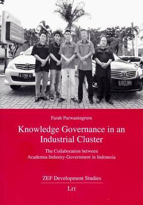 Knowledge Governance in an Industrial Cluster: The Collaboration Between Academia-Industry-Government in Indonesia