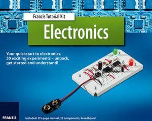 Franzis Electronics Tutorial Kit & Manual