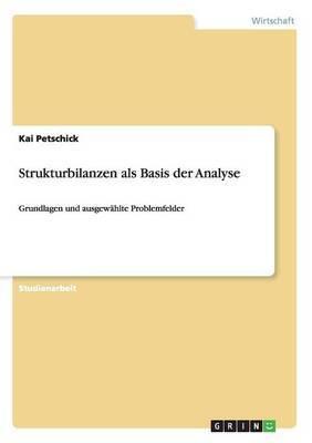Strukturbilanzen ALS Basis Der Analyse