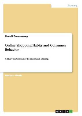 Online Shopping Habits and Consumer Behavior