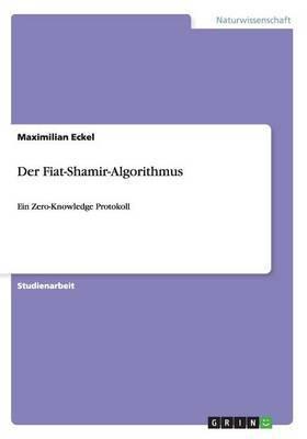 Der Fiat-Shamir-Algorithmus