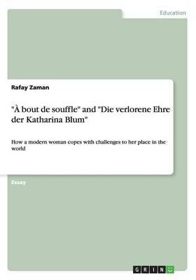 A Bout de Souffle and Die Verlorene Ehreder Katharina Blum